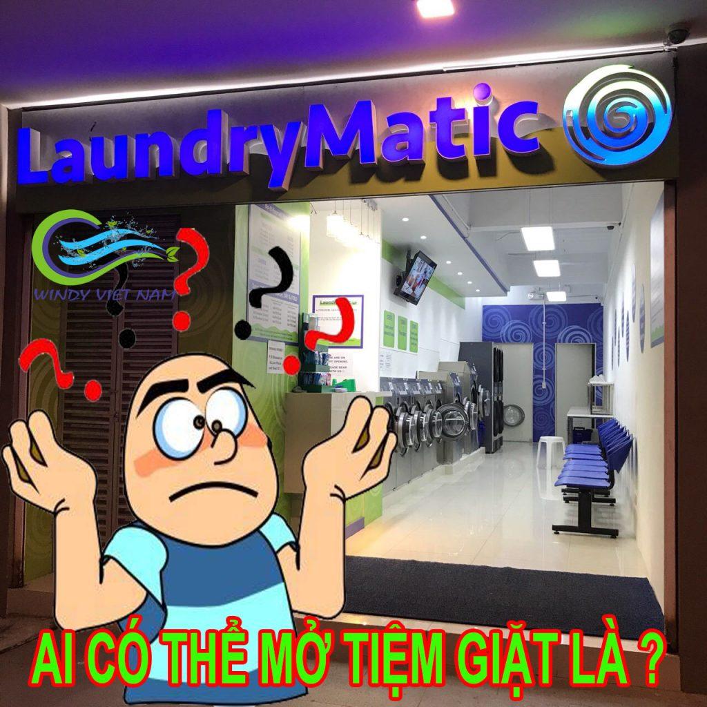 Những ai có thể mở tiệm giặt là theo chuẩn Mỹ ?