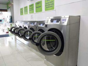Bảng báo giá máy giặt sấy Speed Queen cho tiệm giặt là