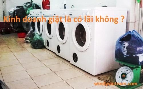 Kinh doanh giặt là có lãi không ? Muốn có lãi cần xem 5 vấn đề này