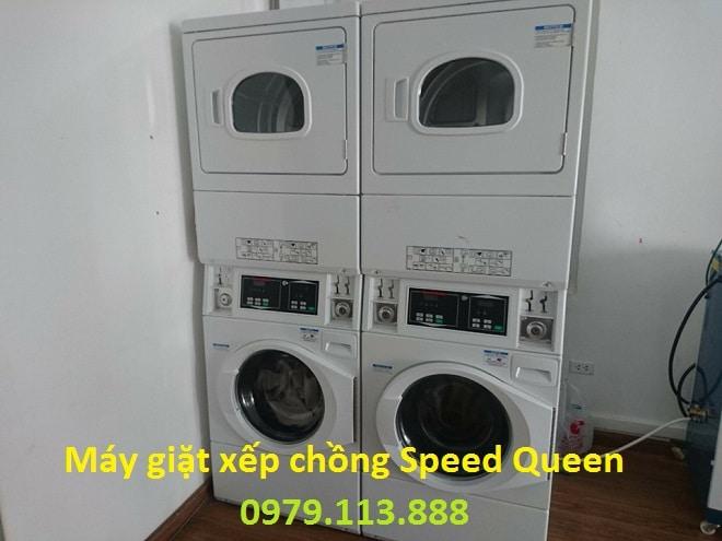 Máy giặt xếp chồng nên dùng loại nào tốt và bền ?