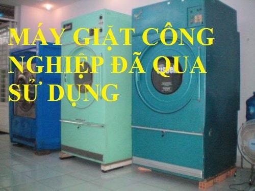 8 sai lầm khi mua máy giặt công nghiệp đã qua sử dụng mà bạn không biết
