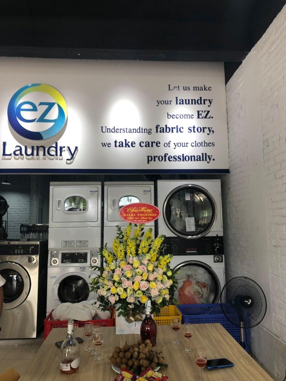 Máy giặt sấy xếp chồng