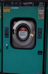 Máy giặt công nghiệp Sanyo 17kg Nhật