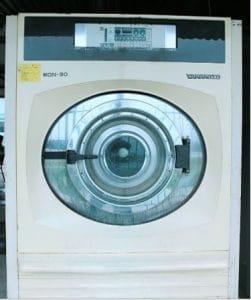 Máy giặt công nghiệp Yamamoto 22kg Nhật Bản