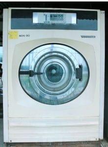 Máy giặt công nghiệp Yamamoto 30kg cũ Nhật Bản