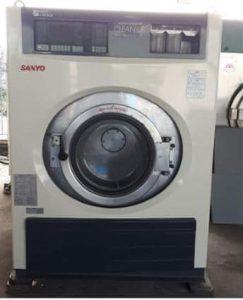 Máy giặt công nghiệp Nhật Bãi liệu có giặt tốt và bền không ?
