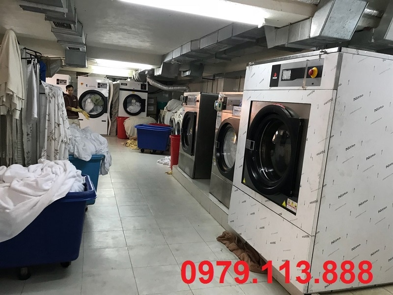 Các tiêu chí chọn mua máy giặt công nghiệp cho tiệm giặt là