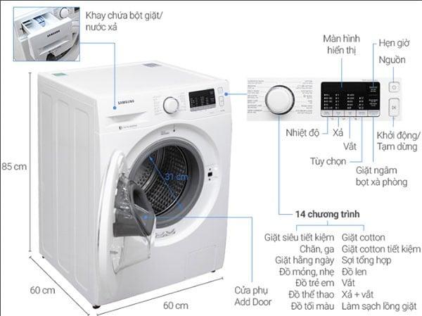 Tư vấn nên mua máy giặt lồng ngang hay lồng đứng tốt hơn?