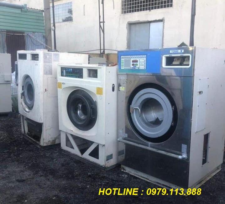 Mua máy giặt công nghiệp cũ ở đâu rẻ